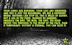 New Nike Quotes | ... better to use a quote about running than a generic motivational quote