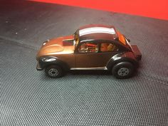 VINTAGE 1972 LESNEY MATCHBOX SUPERFAST #46 HOT CHOCOLATE VOLKSWAGEN SHOW CAR NM #MatchboxLesney #Volkswagen