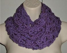 This would make a lovely gift, Secret Santa gift or stocking filler at a Bargain price. Crocheted from quality acrylic DK yarn in a beautiful purple. Machine washable on a cool 30 deg wash. Crochet Buttons, Hand Crochet, Shrugs And Boleros, Yarn Sizes, Pretty Baby, Stocking Fillers, Yarn Colors, Cool Items, Crochet Designs