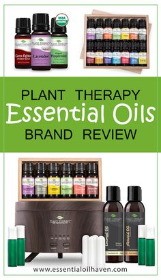 Plant Therapy Essential Oils is an amazing, refreshing, unique brand of oils. They sell a really hi Essential Oil Brands, Essential Oils For Colds, Essential Oils Guide, Organic Essential Oils, Essential Oil Uses, Essential Oil Diffuser, Organic Plants, Organic Oil, Brand Review
