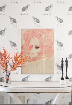 Christine Dovey Pine Foyer 4 Leigh Viner Art
