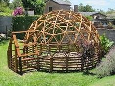 Image result for domo geodesico casa