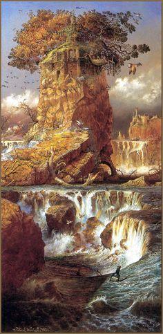 Greatest art of Patrick Woodroffe