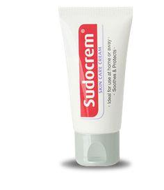 Sudocrem Skin Care Cream | Beauty Cream I swear by it, gets rid of spots & redness fast.