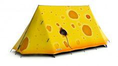 FieldCandy – des tentes insolites pour du camping créatif !