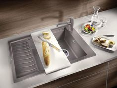 BLANCO Elon XL 8 S Plast, Kitchen, Products, White People, Cooking, Kitchens, Cuisine, Cucina, Gadget