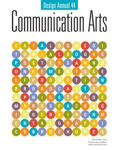 Communication Arts Grid Design