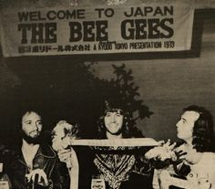 Bee Gees In Japan - Bee Gees Days