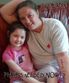 Calle has started to fail rapidly.  She has no use of her left arm and her left leg is not good;  she has to be carried or use her wheelchair, which breaks my heart more than I can say...I watch Rachael and Kevin and that's even harder.  HOSPICE has come twice to talk to them.  I need to ask you to PRAY HARDER than ever, repost this and ask others to do the same.  We need to send God a multitude of prayers and ask for a miracle for our Sweet Caroline...this is Nana, begging...