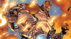 Weird Science DC Comics: PREVIEW: Cyborg #11