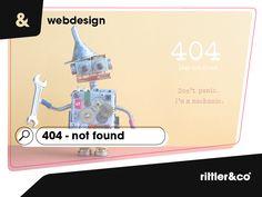 5 Strategien, um mit 404 Fehlern neue Kunden zu gewinnen Web Design, Marketing, Ecommerce, Creative, Advertising Strategies, Design Web, E Commerce, Website Designs, Site Design