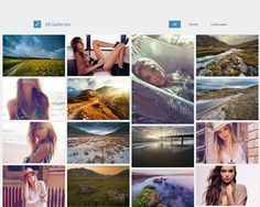 Animated Masonry Gallery with Filters #gallery #effect #filtering #Tutorial #masonry #animated