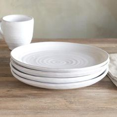 & Glenna Dinner Plate | Dinnerware Tablewares and Pottery