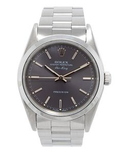 Rolex 'Air King' Watch My Go To Watch For Work