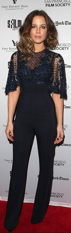 Kate Beckinsale in Zuhair Murad                                                                                                                                                      More