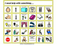 Visual Supports for Hospital and Doctor Visits Social Stories Autism, Autism Resources, Speech Language Pathology, Speech And Language, Communication Images, Communication Boards, Aphasia Therapy, Special Educational Needs, Exercises