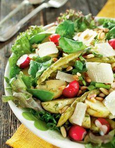 Parsa-perunasalaatti | Salaatit | Pirkka