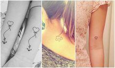Tatuagens Femininas: Modelos e GALERIA DE FOTOS para se inspirar