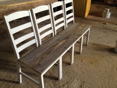 Outdoor Furniture, Outdoor Decor, Bench, Wordpress, Home Decor, Lawn And Garden, Decoration Home, Room Decor, Home Interior Design