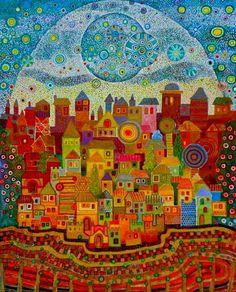 Juan Romero, (1932-1996) Títulos Desconocida Fuentes: Arte Informado, Pinturas Callejón