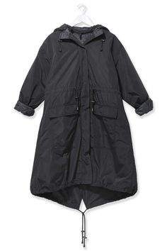 Quilted Parka by Boutique - Topshop