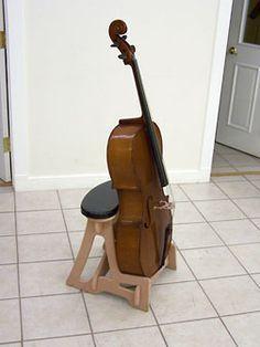 Cello Stand More