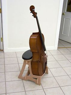 Cello Stand More