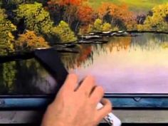 VIDEO-Bob Ross Remixed   Happy Little Clouds   PBS Digital Studios