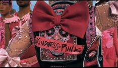 Kindness is Punk Lady Gaga, Stupid Love, Red Bow Tie, King Of Hearts, Famous Girls, Girl Crushes, Music Videos, Punk, Twitter