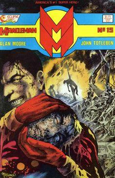 John Totleben and Alan Moore