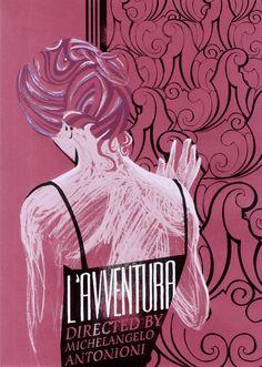 La aventura es una película italofrancesa de 1960 dirigida por Michelangelo Antonioni y con Gabriele Ferzetti, Monica Vitti y Lea Massari en los papeles principales.