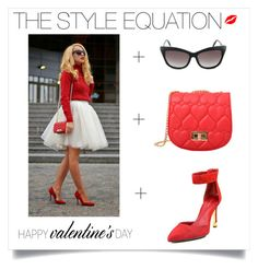 """The Style Equation: Valentine's Day"" by overstock ❤ liked on Polyvore featuring Calvin Klein, Mellow World, Tom Ford, women's clothing, women, female, woman, misses, juniors and DateNight"
