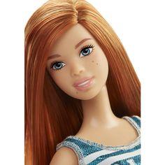 Barbie® Fashionistas™ Doll 16 Team Glam - Original - Shop.Mattel.com