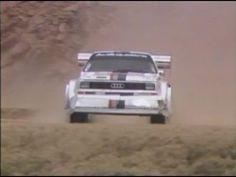 Walter Röhrl - Audi Sport quattro S1 am Pikes Peak (1987)