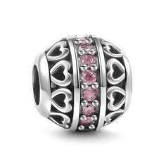 #Soufeel - #Soufeel October Birthstone Pink Red - AdoreWe.com
