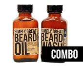"""A review by a happy customer -  She says: """"Bought this for my husband for father's day and he loves it. Made his full wiry beard much softer and smell gorgeous all day"""" ... ummm sounds good to me :)"""