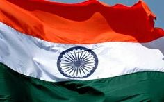 The world's largest and tallest Indian Flag was hoisted at the Town Park in Faridabad on Tuesday 3 March, 2015 says, Vaikundarajan. It is one of the biggest flags made in the history of India.