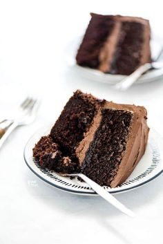 Chocolate Pumpkin Cake, Dairy Free Chocolate Cake, Ultimate Chocolate Cake, Homemade Chocolate, Chocolate Flavors, Chocolate Buttercream, Buttercream Frosting, Frosting Recipes, Cake Recipes