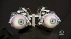 Animatronic Eye Mechanism Explained