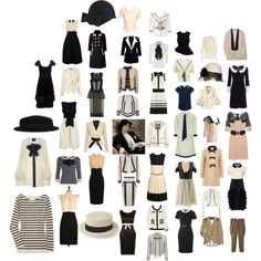 True Elegance is Refusal--Coco Chanel, early chanel