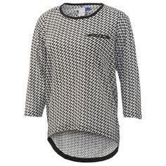 Camiseta Larga c/ Bolsillo