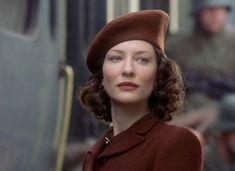 Cate Blanchett as Katharine Hepburn in The Aviator Looks