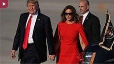 El más reciente gesto de desprecio de Trump a Melania | El Puntero