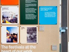 Southbank Centre: Festival Wing exhibition