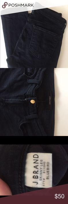 J brand mid rise skinny jeans in bluebird J brand mid rise skinny jean in bluebird. Excellent condition. J Brand Jeans Skinny