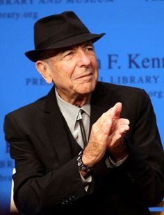 Leonard Cohen Photos Photos - 2012 Awards For Lyrics Of Literary Excellence - Zimbio