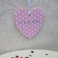 Baby gifts - Shabby chic decorations and gifts