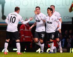 Shinji Kagawa was the star man against West Ham at Upton Park last week