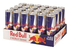Red Bull Energy Drink for sale Whether during long car rides, at work, when lectures or tests are pending, during sports or even when going out - Red Bull Energy Drink canhelpbecause of itshigh caffeine contentto increase youralertness andyour ability toconcentrate.