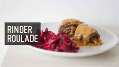 Ein Klassiker: Saftige Rinder Rouladen - diese sind ✓ glutenfrei ✓laktosefrei ✓zuckerfrei ➤ 100% natürlich und lecker. Jetzt nachkochen!